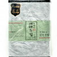 잇바디 재래돌김 (수량 50매)