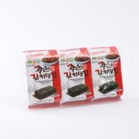 광천김치맛김(4gx3봉)-수출용
