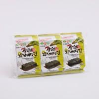 광천와사비맛김(4gx3봉)-수출용