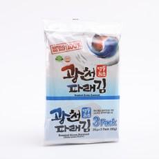 전장 광천파래김(20gx3봉)